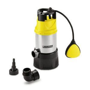 Bomba de presión sumergible, es un el kit de inicio de la bomba de presión sumergible para regar su jardín