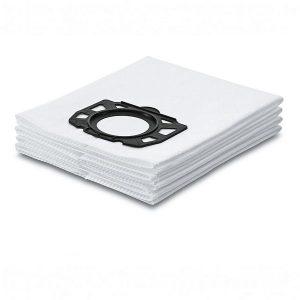 Bolsa de filtro extremadamente resistentes a la rotura con un alto nivel de retención del polvo, compatible con aspiradoras WD4 WD5 y WD6