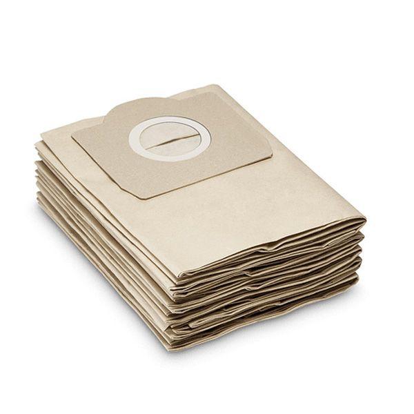 Bolsa de filtro de papel color cafe, compatible con equipos WD3/ MV3/ WD3P