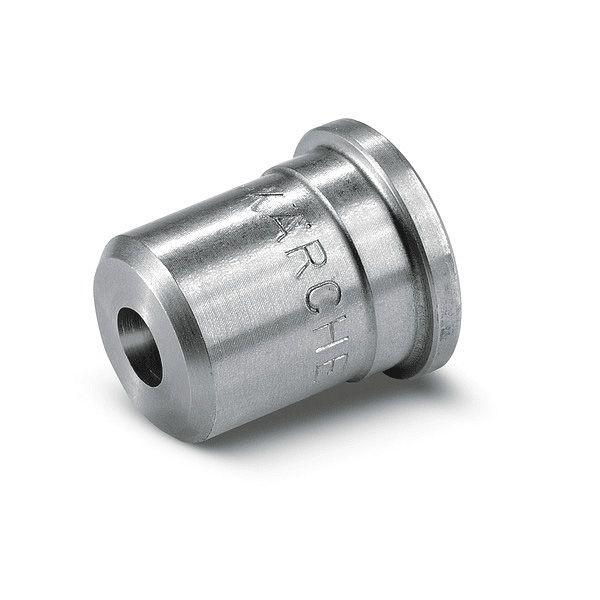 Boquilla color gris fija de alto impacto compatible con equipos profesionales