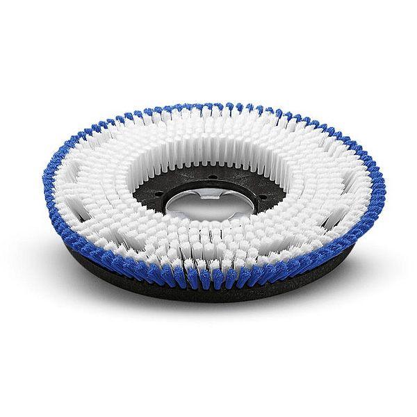 Cepillo para aplicacion de champu, color blanco y azul, compatibles con equipos profesionales: BDS43/180C BDS43/180C Advanced