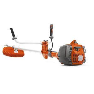 Desbrozadora, color naranjo, permiten que tus trabajos sean equilibrados y cómodos. Por ejemplo, el manillar es ajustable y cuenta con un diseño ergonómico para proporcionar un uso eficaz.