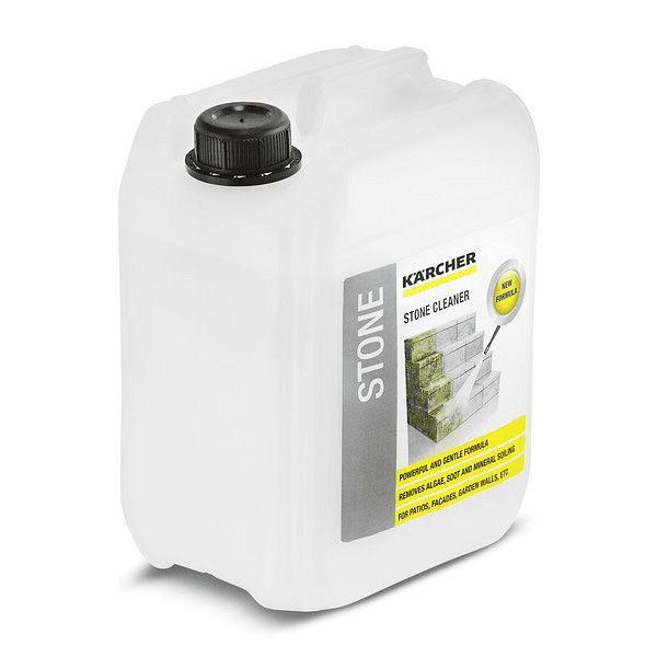 Potente limpiador para fachadas y piedra con fórmula única 3en1 para el máximo rendimiento de limpieza. Versión de 5 litros