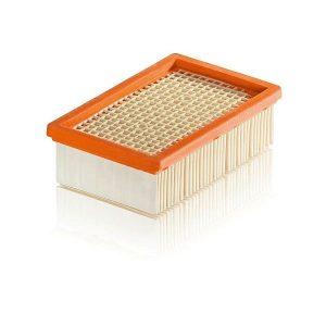 Filtro plegado plano, color naranja. Compatible con modelos WD4 / WD5 WD6 / MV4 / MV5 / MV6