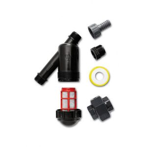 Filtro fino de Agua con adaptador, compatible con equipos profesionales
