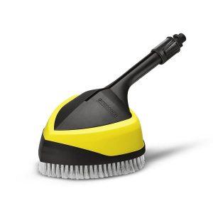 Cepillo de alto rendimiento WB 150, color negro y amarillo, para limpiar sin salpicaduras las superficies delicadas