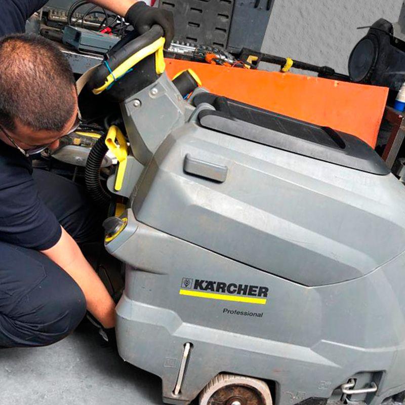 Servicio Técnico de Maquinaria, Equipos y Herramientas