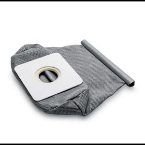 Bolsa de filtro de vellón extremadamente resistentes al desgarro con una alta tasa de retención de polvo, compatible con aspiradora VC1