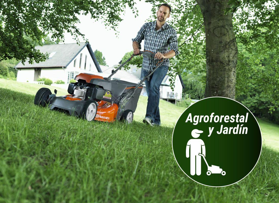 Herramientas y equipos Agroforestal y Jardín